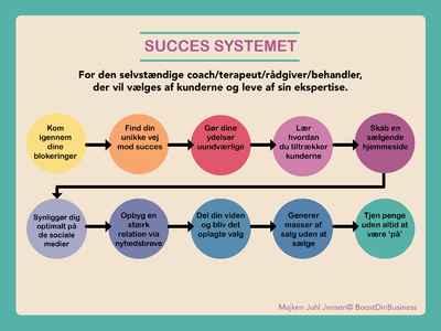 Mentorforløbet SUCCES SYSTEMET 2019
