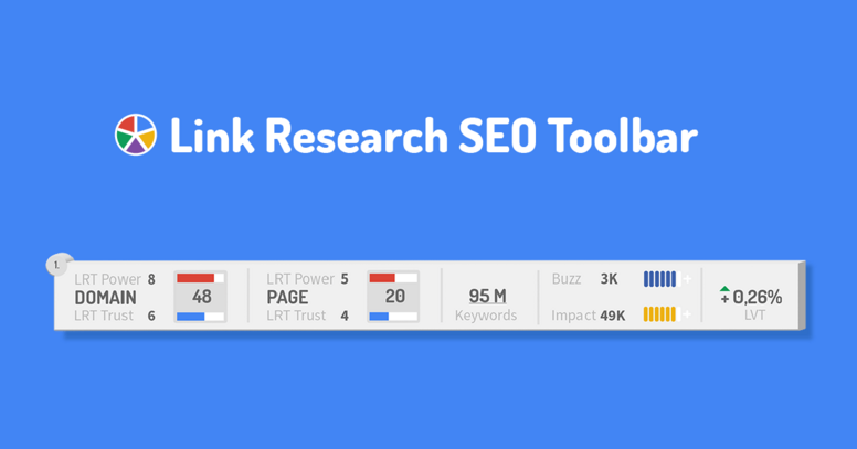 Link Research SEO Toolbar - Quick Start Online Training