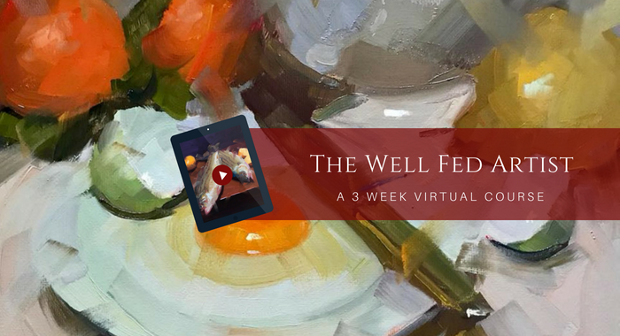 The Well Fed Artist