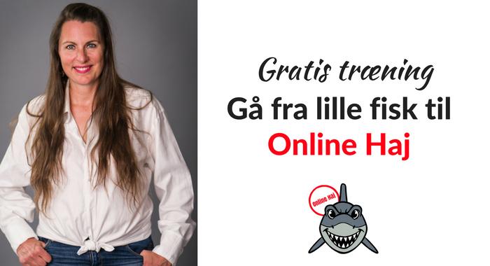 Sådan bliver du en Online Haj gratis træning