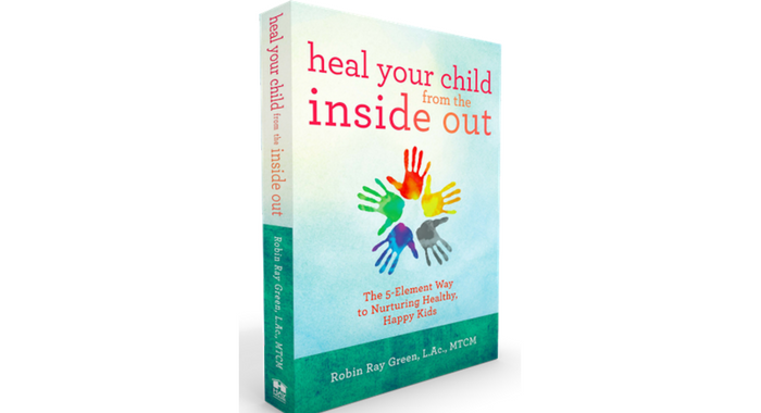 Heal Your Child from the Inside Out Book