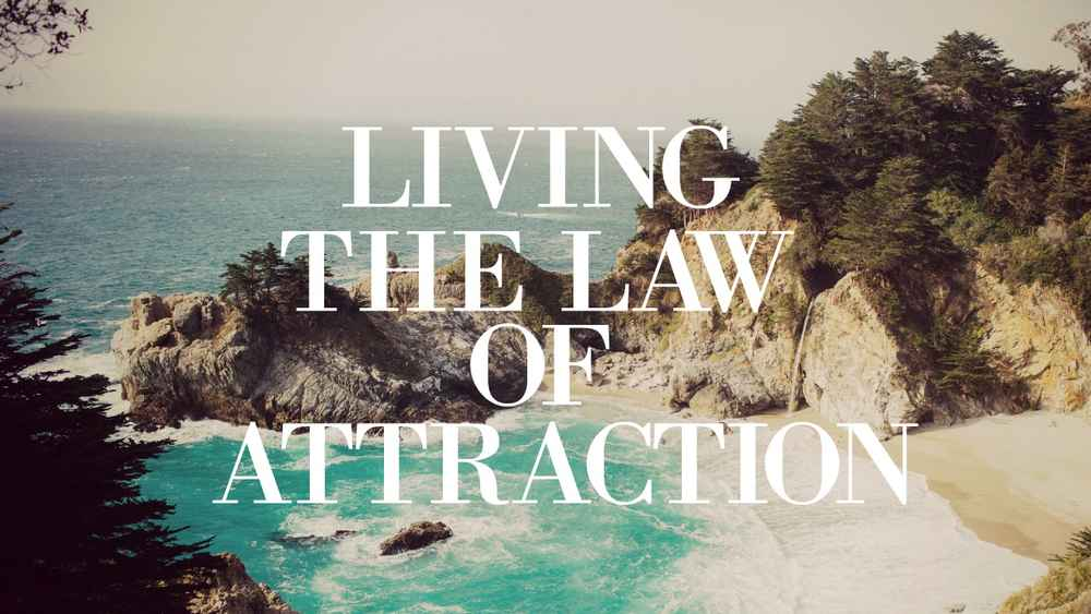 Living the Law of Attraction Workshop