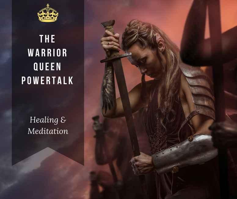 The Warrior Queen Powertalk