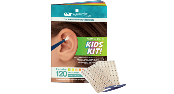 Deluxe Kid's Ear Seeds Kit