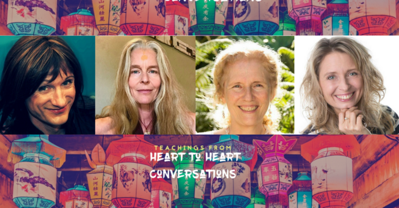 Women's Wisdom and Sacred Healing (secret healing!) {THE ART OF THE HEART WEBINAR SERIES}
