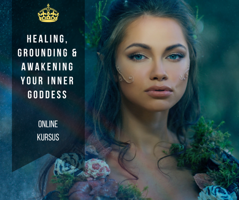 Healing, grounding and awakening your inner Goddess