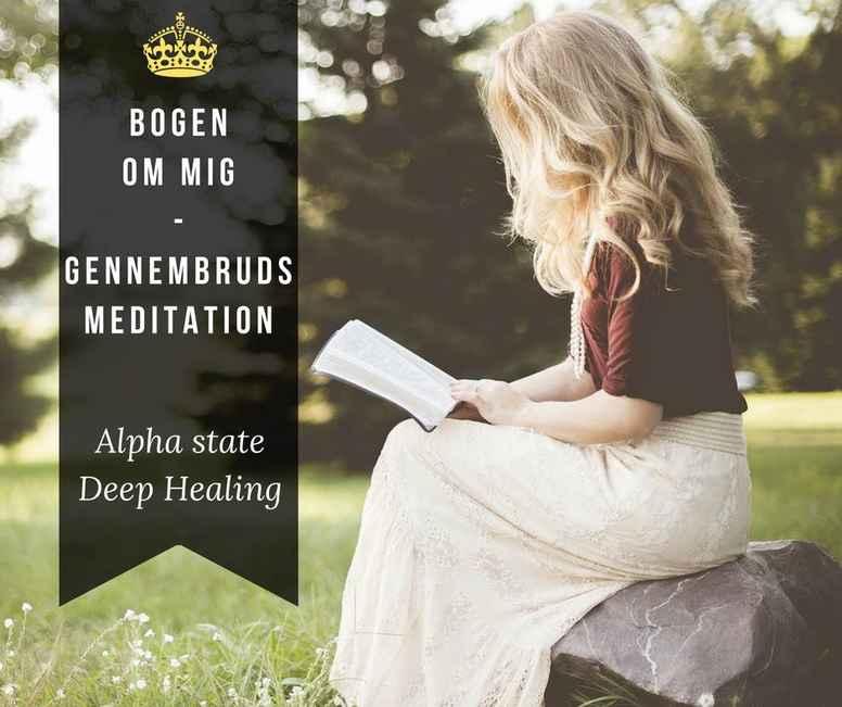 Bogen om mig - gennembrudsmeditation