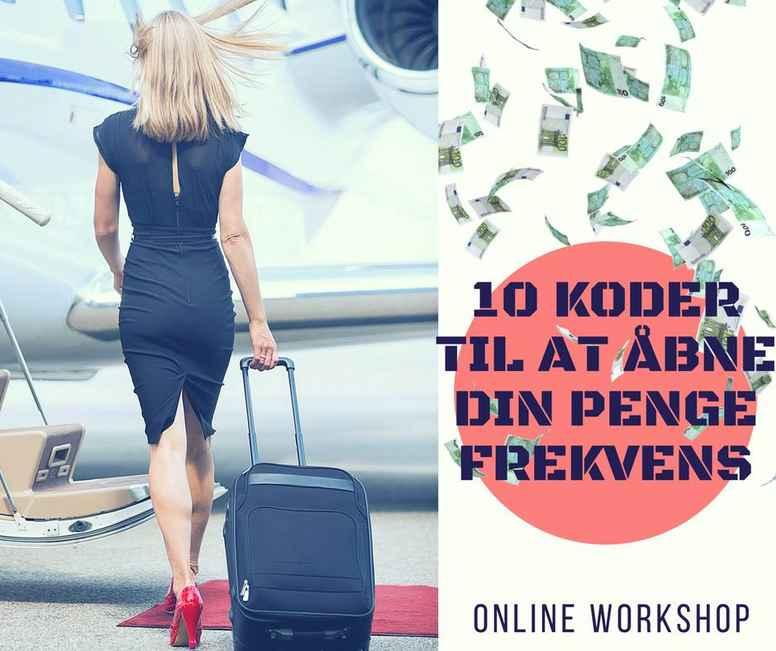 10 koder til at åbne din pengefrekvens
