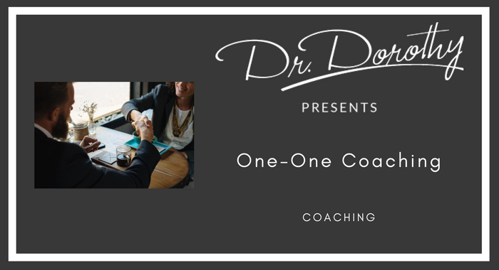 Introductory One-One Coaching Session