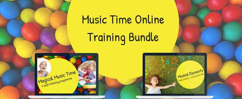 Music Time Bundle: Magical Music Time and Musical Elements