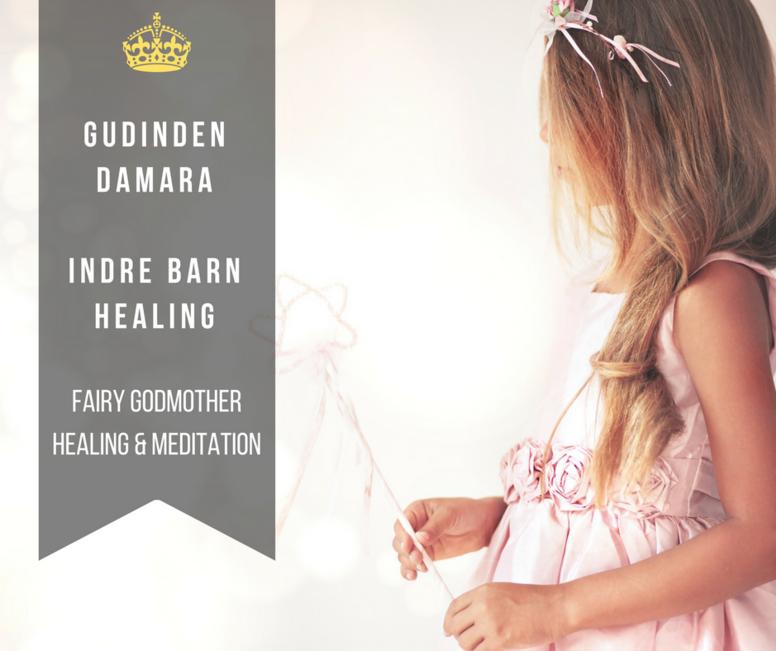 GUDINDEN DAMARA - INDRE BARN HEALING