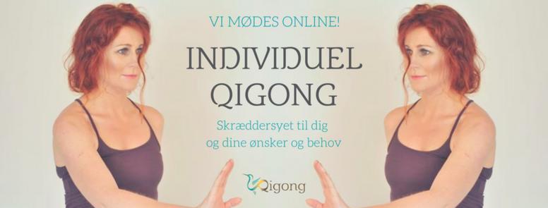 Individuel Qigong 3 sessioner