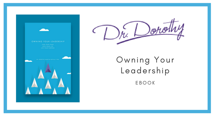 Ebook: Owning Your Leadership