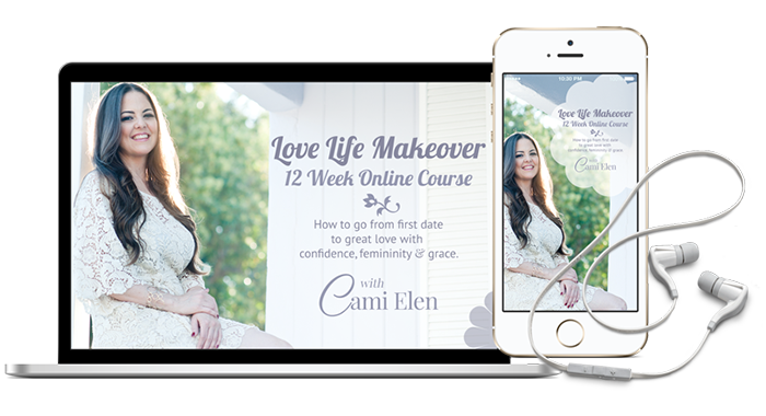 Love Life Makeover 12-Week Online Course 3-Pay