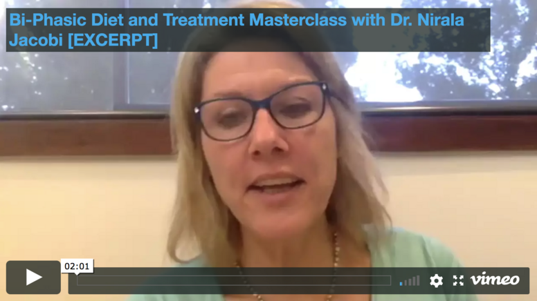 SIBO SOS™ Masterclass and Q&A with Dr. Nirala Jacobi