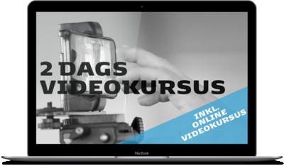 VIDEOKURSUS 2. incl. ONLINE VIDEOKURSUS