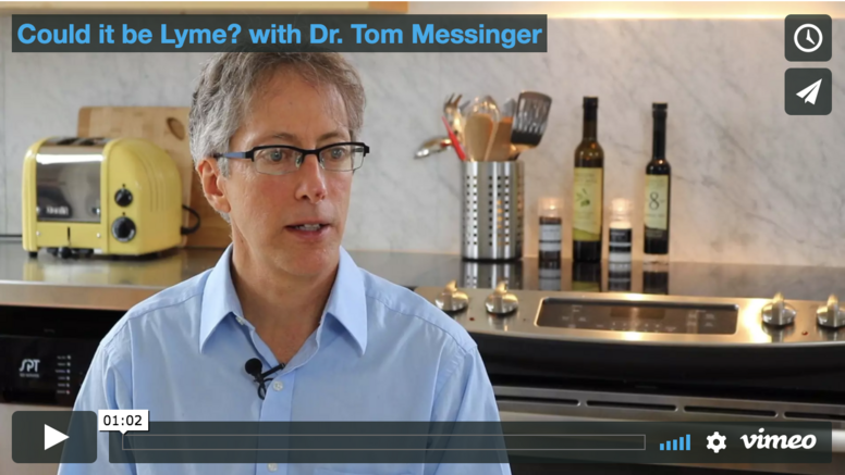 SIBO & Lyme Disease Masterclass and Q&A with Dr. Tom Messinger