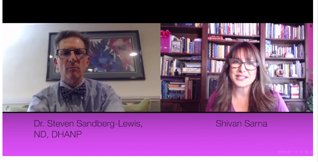 Digestive Disorders and SIBO with Dr. Sandberg-Lewis