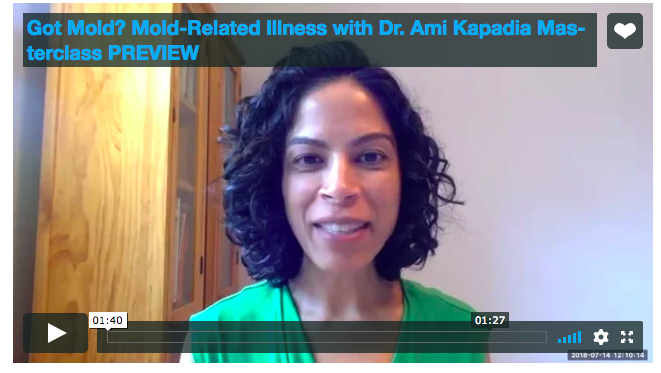 Mold-Related Illness Masterclass with Dr. Ami Kapadia