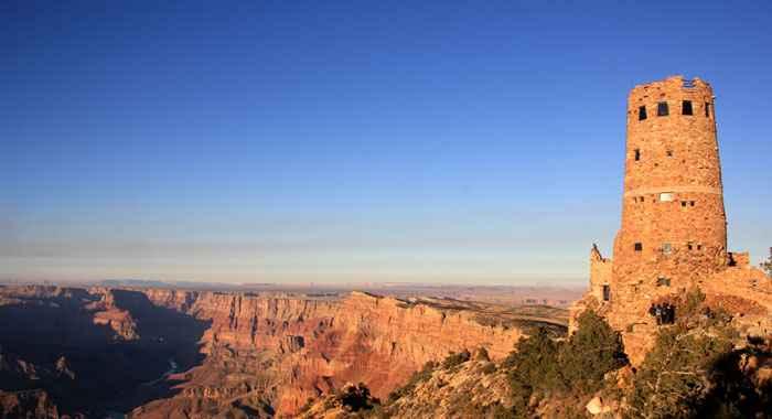 Webinar om alle oplevelser og vinkler på Grand Canyon