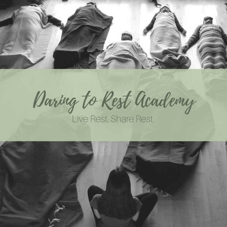 Daring to Rest Academy - Tribe 3
