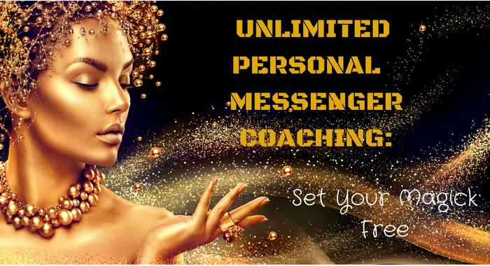 Private Messenger Alchemy Coaching