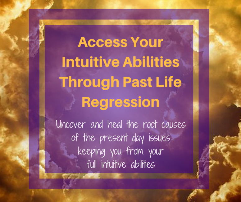 Accessing Your Intuition Through Past Life Regression Group Session