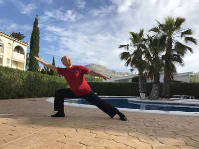 Shaolin 18 Qigong - Seminar 12-13. september 2020