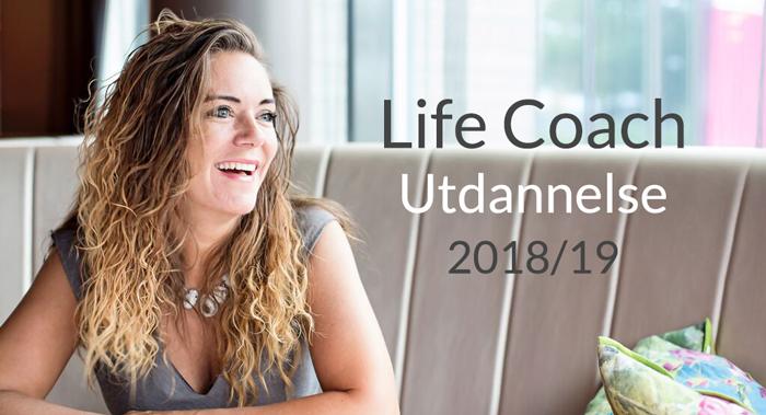 Life Coach Utdannelse 2018/19