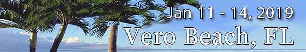 2019 Bootcamp | Vero Beach - Jan 11 - 14, 2019