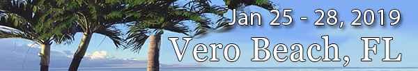 2019 Bootcamp | Vero Beach - Jan 25 -28, 2019