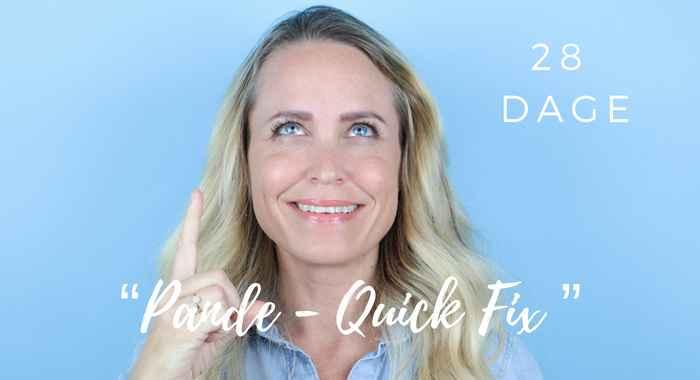 Boost din pande online ansigtsyoga forløb