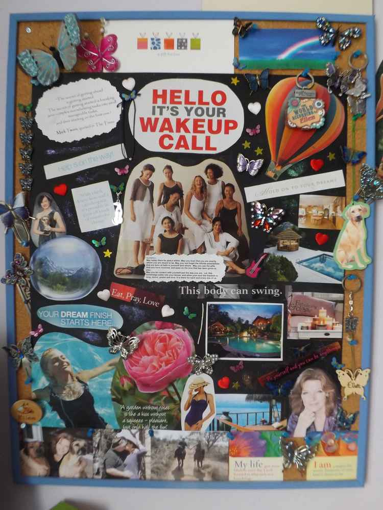 Vision Boards with Cosmic Ordering - 1 day workshop