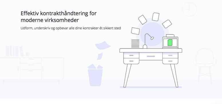 Lav og send kontrakter på Contractbook - Få 6 gratis skabeloner