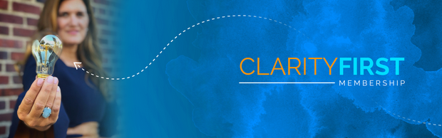CLARITY FIRST BANNER