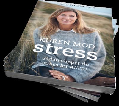 Bog: Kuren mod Stress. Sådan slipper du stress for altid.