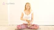 Medytacja dla pierwszej czakry, czas filmu: 6 min 20 sek