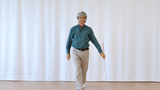 R6-4 The waterfall rod-exercise Part 4- moving forwards and back-