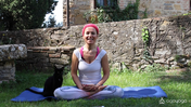 Opis medytacji jesiennej, czas: 2 min 56 sek