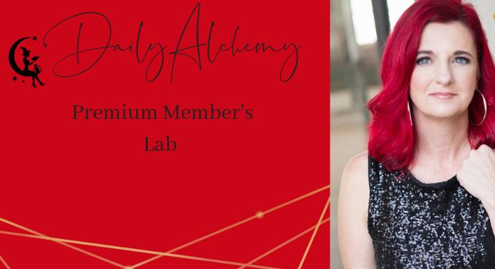 Daily Alchemy Premium Member's Lab
