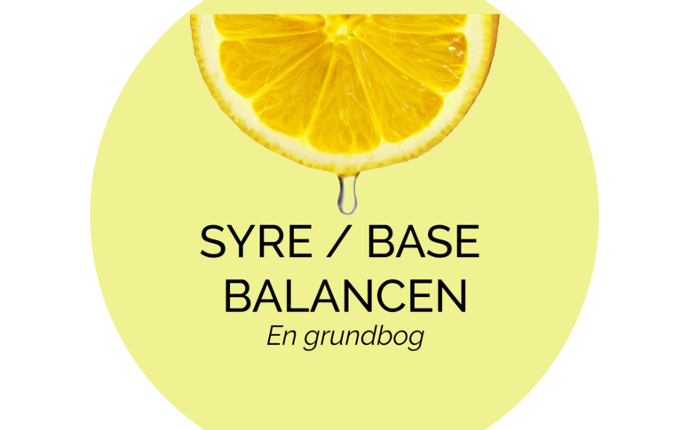 Syre/base kogebog