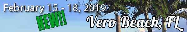 2019 Bootcamp | Vero Beach - Feb 15 - 18, 2019