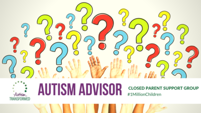 Autism Advisor Monthly Program