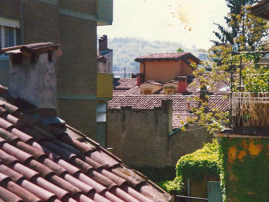 bologna roof top