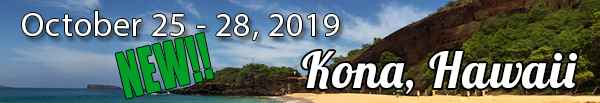Bootcamp | Kona, HI - October 25 - 28, 2019