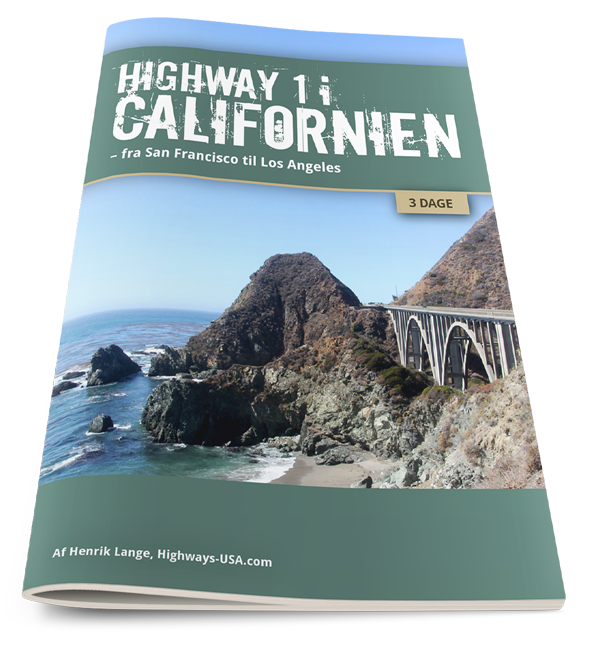 NYHED: Highway 1 i Californien - fra San Francisco til Los Angeles