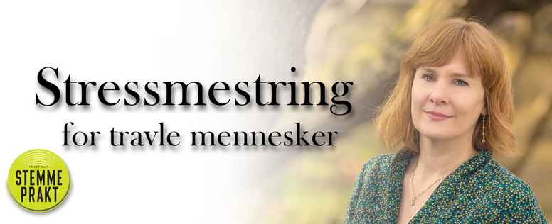Stressmestring for travle mennesker