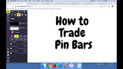 How to Trade Pin Bars