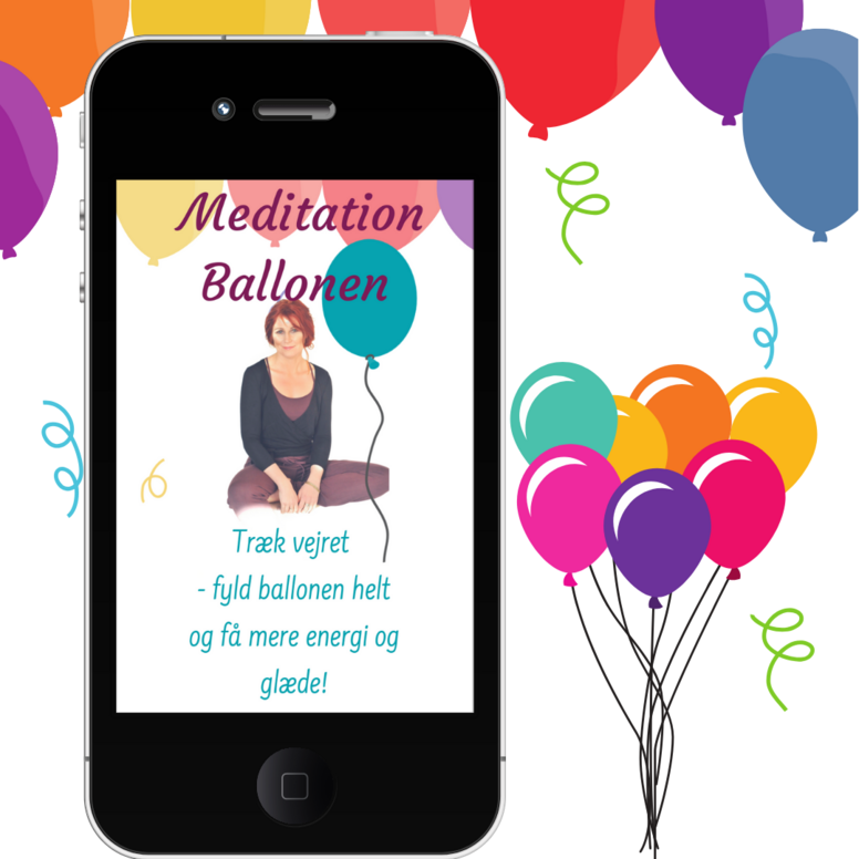 Ballonen - Qigong Åndedrætsmeditation