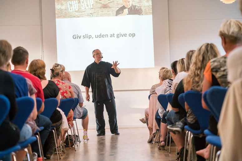 Foredrag - Giv Slip - Sakskøbing 27/2-20